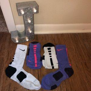 Nike Dri-Fit sock bundle!!